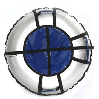 Тюбинг Hubster Ринг Pro серый-синий