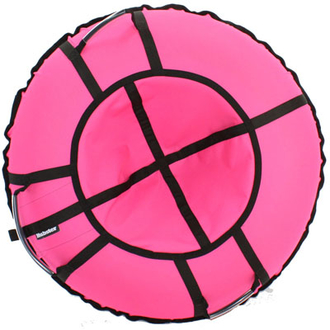 Тюбинг Hubster Хайп розовый