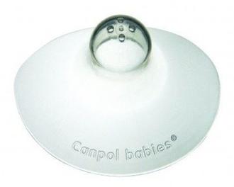 Накладки защитные на сосок Canpol размер S, 2 шт., арт. 18/602