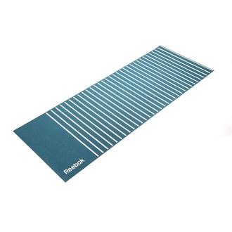 Коврик для йоги Reebok двухсторонний, 4 мм