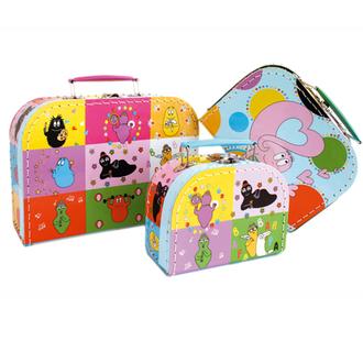 Набор чемоданчиков Barbapapa BA227