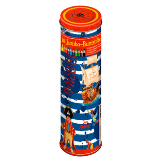 Набор цветных карандашей Capt'n Sharky 11363