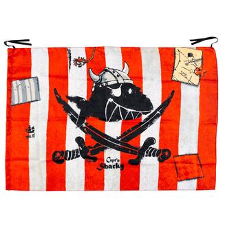 Пиратский флаг Capt'n Sharky 11090