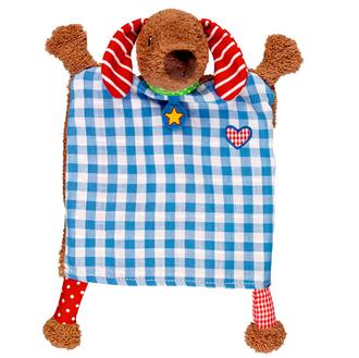 Ручная кукла Такса Baby Glück 10487
