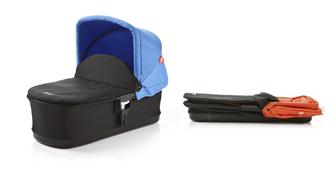 Спальный блок Blue COT SL2012 Blue для коляски GB ZERO C2012