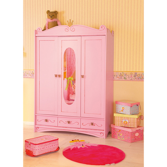 Шкаф трёхдверный Prinzessin 60000