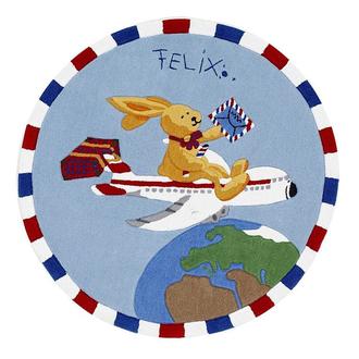 Ковёр Felix Ø130см 2934-01R