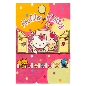 Ковер Hello Kitty 115x170см Нк-12