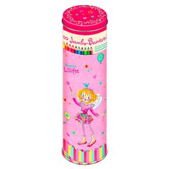 Набор цветных карандашей Prinzessin Lilifee 11362