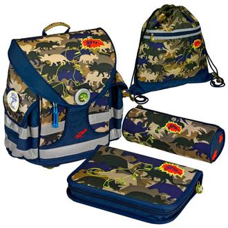 Школьный ранец T-Rex Ergo Style+ с наполнением 11689