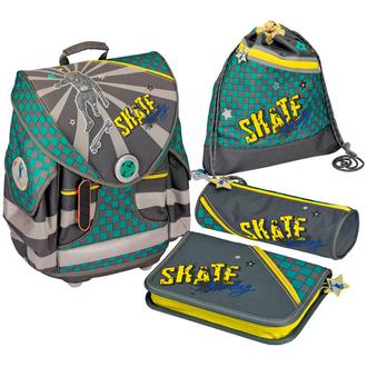 Школьный ранец Skateboarding Ergo Style+ с наполнением 11691