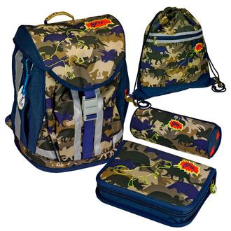 Школьный рюкзак T-Rex Flex Style с наполнением 11869