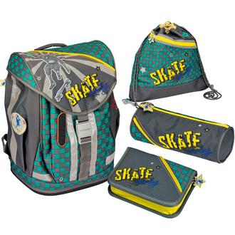 Школьный рюкзак Skateboarding Flex Style с наполнением 11871