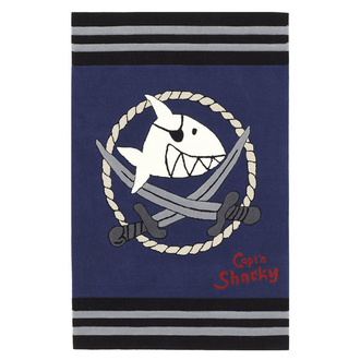 Ковёр Capt'n Sharky 2937 (размер: 110x170см.)