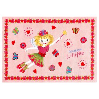 Ковёр Prinzessin Lillifee 2168 (размер: 130x190см.)