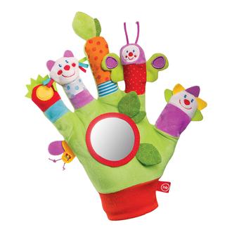 Развивающая рукавичка-кукольный театр