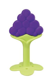 Прорезыватель силиконовый lilac