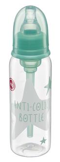 Бутылочка антиколиковая с силиконовой соской 250 мл.