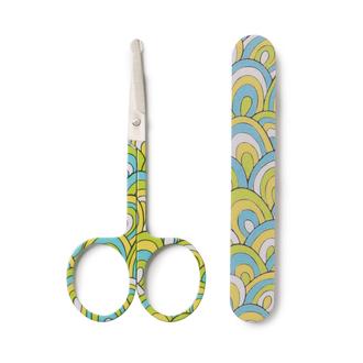Маникюрный набор (ножнички и пилочка)