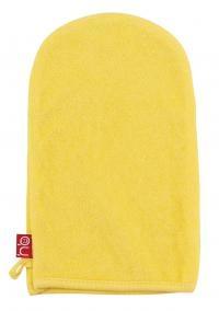 Мочалка-рукавичка yellow