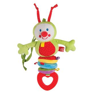 Подвесная игрушка-растяжка Гусеница