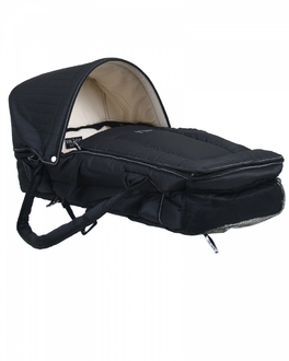 Люлька-переноска Valco baby Soft Bassinet / Black