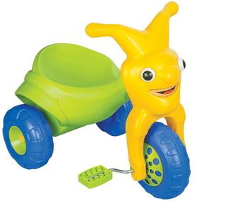 Детский велосипед Pilsan Clown (07-154) Зелёный