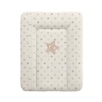 Пеленальный матрац 70x50 см Ceba Baby мягкий на комод