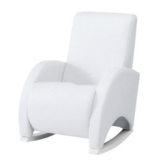 Кресло-качалка Micuna Wing/Confort White Цвет обивки: Leatherette White Искусственная кожа