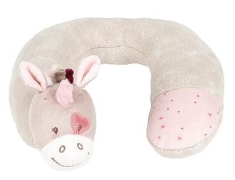 Подушка-подголовник Nattou Neck pillow Nina, Jade Lili Единорог 987400