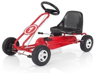 Детская педальная машина (веломобиль) кетткар Spa (new)