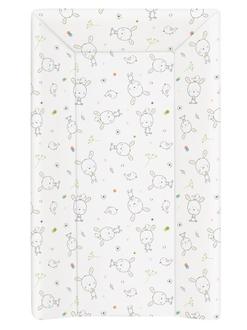 Пеленальный матрац на кровать Ceba Baby 80 см на жёстком основании(W-211-903-100 Dream Roll Over Whi