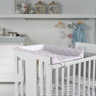 Пеленальная доска на кроватку Micuna CP-744(Pink Bears and Hearts)