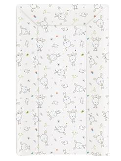 Пеленальный матрац 70 см Ceba Baby мягкий с изголовьем(W-103-903-100 Dream Roll-Over White)