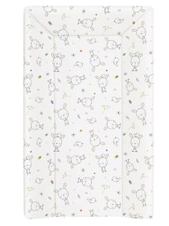 Пеленальный матрац на кровать Ceba Baby 70 см на жёстком основании(W-201-903-100 Dream Roll-Over Whi