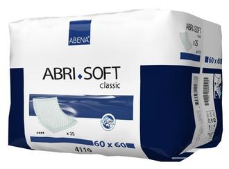 Впитывающие пеленки Abena Abri-soft Classic 60x60 см 25 шт