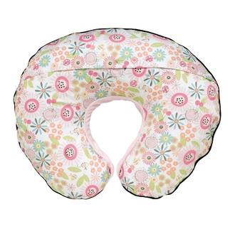 Подушка для кормления с 2-х сторонним чехлом Chicco Boppy Velour Sunny Day