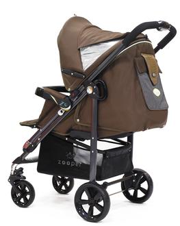 Прогулочная коляска Zooper Z9 Java - Brown