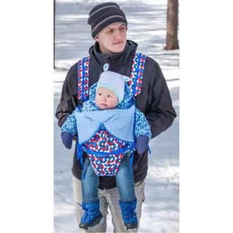 Золотая медаль! Универсальный анатомический рюкзак-кенгуру BabyActive Choice