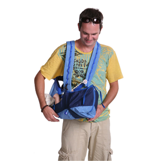 Золотая медаль! Универсальный анатомический рюкзак-кенгуру