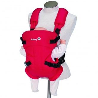 Рюкзак-кенгуру Safety 1st Uni-T цвет Plain Red