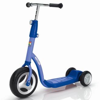 Детский самокат Scooter Blue 8452-500