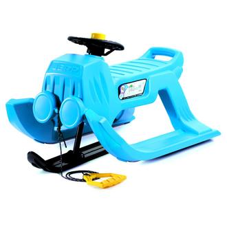 Санки Prosperplast JEPP CONTROL blue (синий)