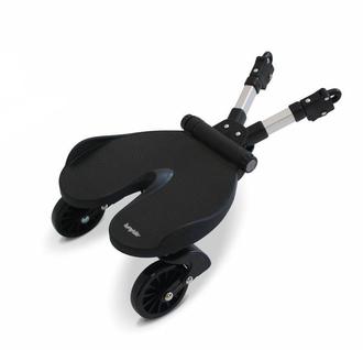Универсальная подножка для второго ребенка Bumprider Black(Black)
