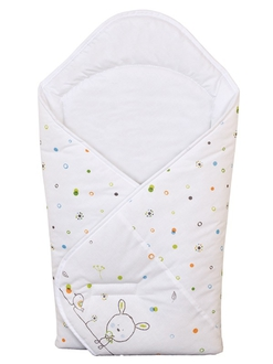 Одеяло-конверт Ceba Baby(W-810-903-020 Dream Roll-Over White)
