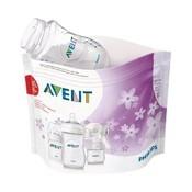 Пакеты Avent-philips для стерилизации в микроволновой печи арт. 82970