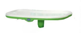 Столик к стульчику Chicco Polly New C разделителем (зеленый)