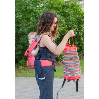 Рюкзак-сумка для мамы