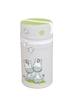 Сумка-термос Ceba Baby Mini(W-002-002-260 Zebra Grey)