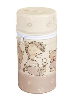 Сумка-термос Ceba Baby Mini(W-002-050-120 Ducklings Brown)